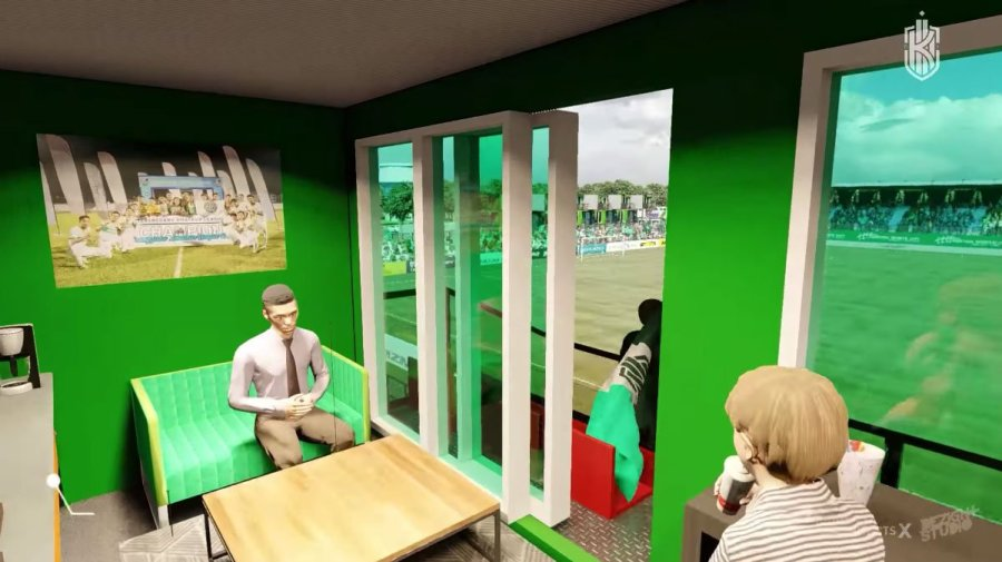 vip box kerteh fc Konsep Rekabentuk Stadium Kerteh FC Diperkenalkan