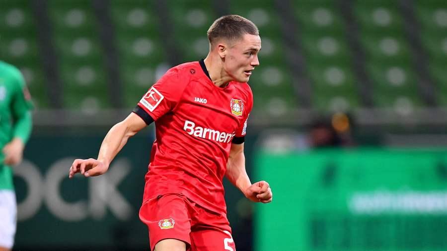 wirtz florian Bintang Muda Bayern Leverkusen Ini Dicanang Sebagai Pengganti Kai Havertz