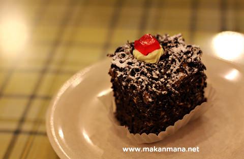 cake coklat irish