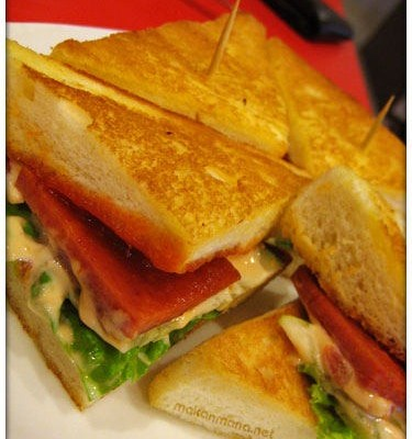 Waroeng Kopi Sandwich Bakar (Closed) 1