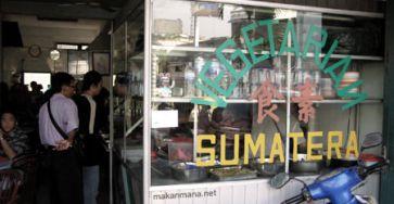 Vegetarian: Vegetarian Sumatera 3