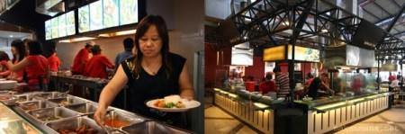 D'Loft Food Court 2