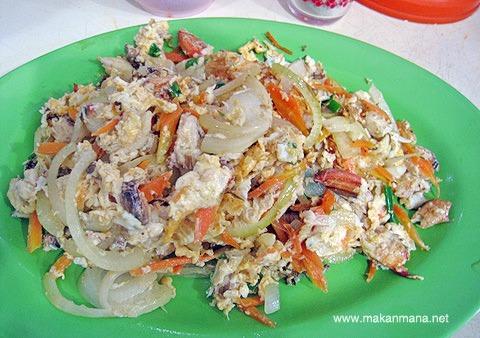 Chinese food Jalan Tilak 4