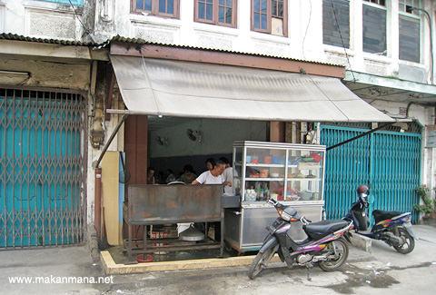 Chinese food Jalan Tilak 7