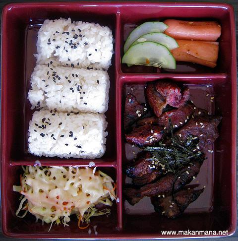 Obento Japanese Restaurant (Now Renjiro) 2