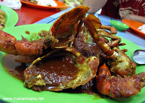 Amei Seafood, Asia Mega Mas 3