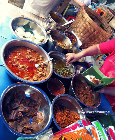 Nasi Lemak Pasar Beruang 3