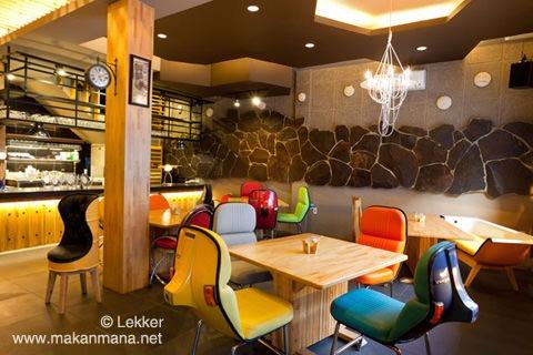 Lekker Urban Food Restaurant 1