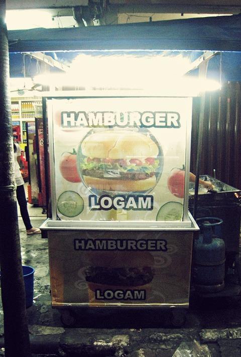 Hamburger Logam 2