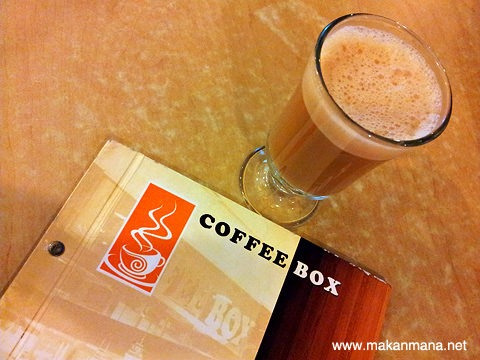 Coffee Box, Sun Plaza 1