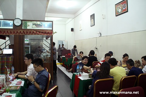 Ulam Balinese and Seafood Restaurant (Closed) 3
