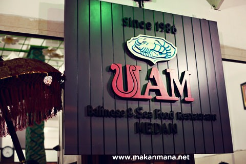 Ulam Balinese and Seafood Restaurant (Closed) 1