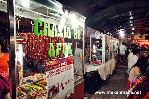 Liputan Sosro Ho Ciak Food Festival 4