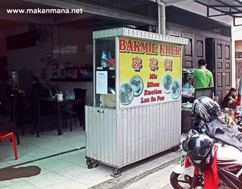Bakmie Khek Amin, Pasar Petisah 3