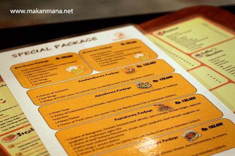 Food Print Cafe, Multatuli (Closed) 4