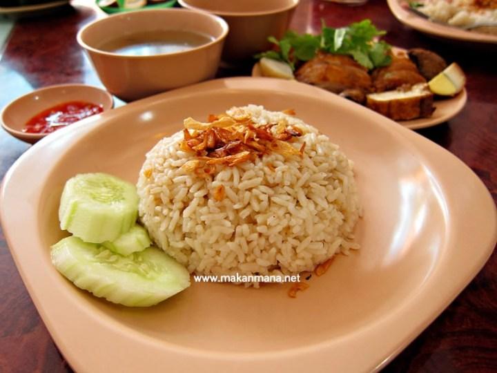 Nasi Ayam Hainan No.10 Selat Panjang 3