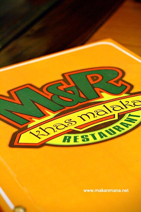 Citarasa Malaka di M&R 3