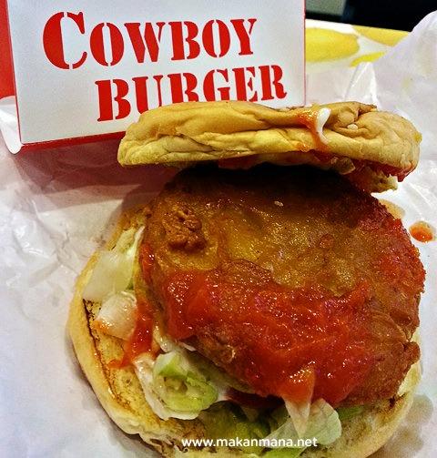 Cowboy Burger, Sun Plaza (Closed) 1