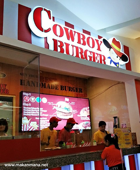 outlet cowboy burger