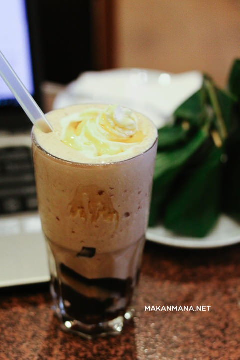 Caramel coffee Jelly