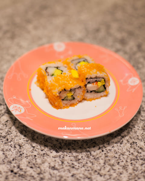 Sakae Sushi at Hermes Palace Polonia (Closed) 7