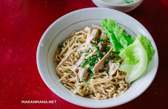 Mie Ayam Acu - Titi Kuning 1