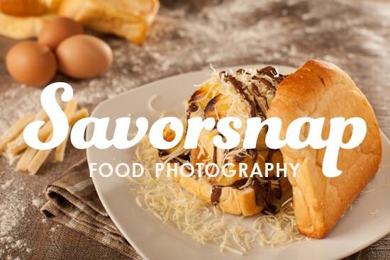 Introducing Savorsnap - food photography 1