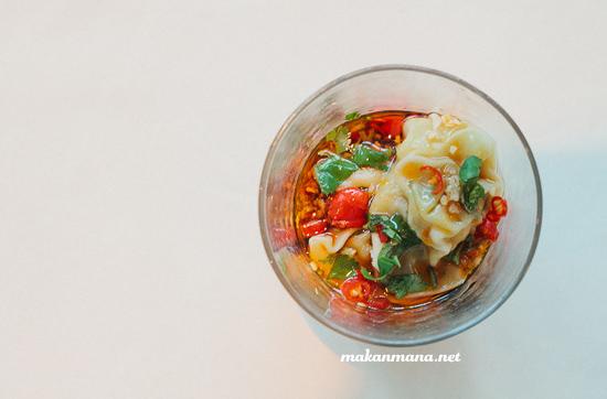 sze chuan dumpling