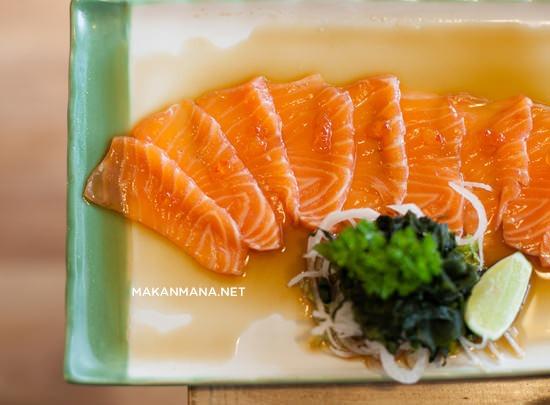 Takigawa Salmon Carpaccio