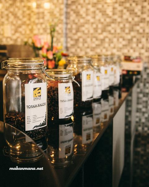 Coffee 45 coffee varieties