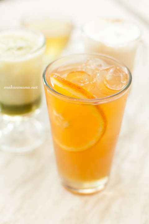 Classic Ice Lemon Tea