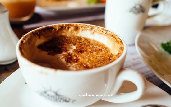 Hazelnut Creme Brulee Morning Glory