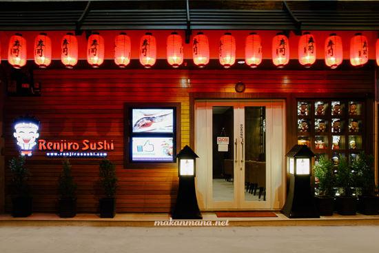 alamat renjiro sushi The all new Renjiro Sushi, Multatuli