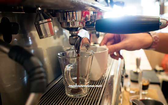 Cuckoo Latte Cafe, Jalan S.Parman (Closed) 1