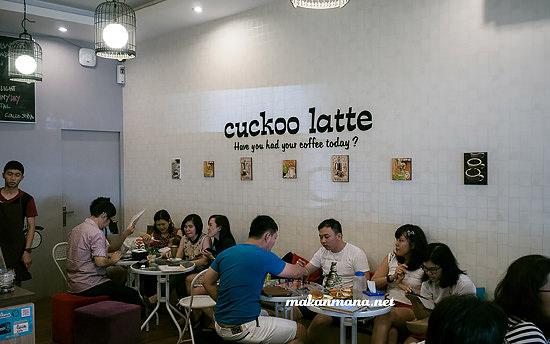 interior cuckoo latte medan