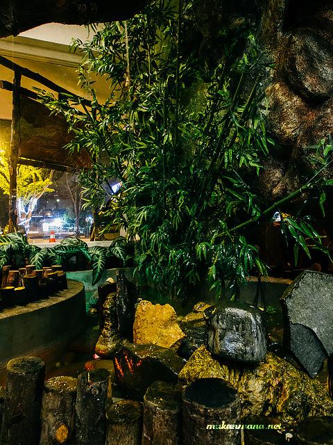 interior dr sushi depan