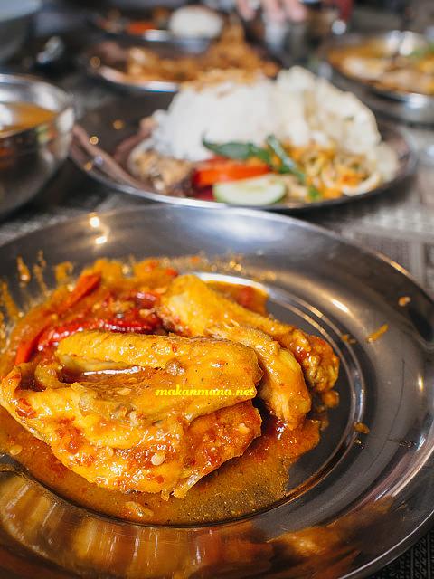 nasi ayam taliwang Roemah Indonesian Kitchen