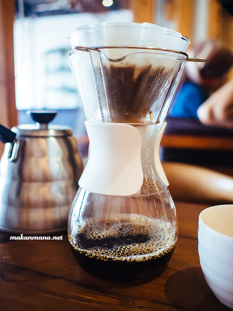 Kalita Wave manual brew