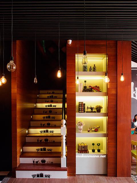 Interior lantai 1 M avenue