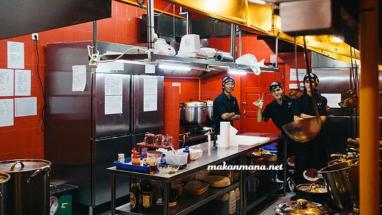 Dapur Hakkata Ikkousha Medan