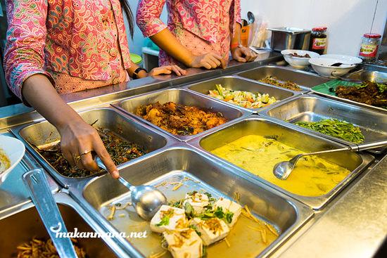 Vegetarian: Berkah Vegetarian, Jalan Serdang Ujung (Closed) 1