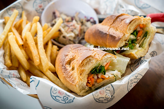 Makanmana new york cafe bahn mi