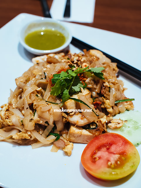 pad thai rice ville