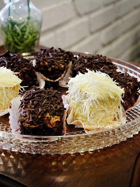 dapoer ole ole mini cakes
