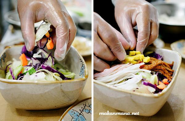 japanese salad ingredients
