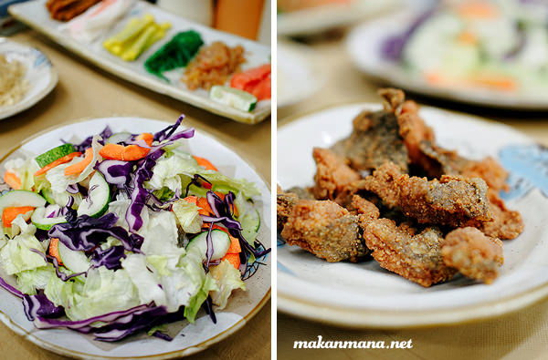 Renjiro Salad