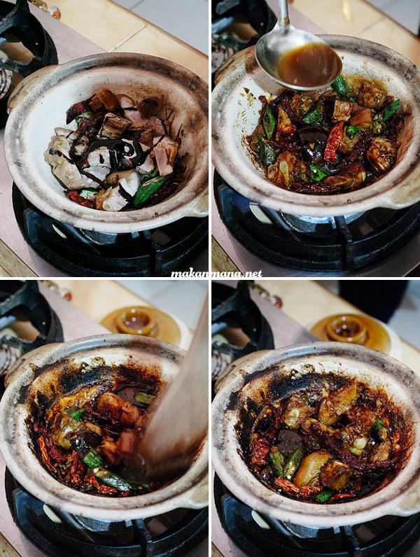 dry bak kut teh recipe