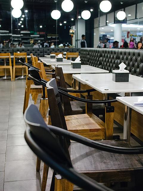 kinley bistro thai restaurant medan