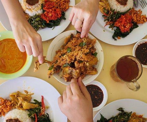 Rumah Makan Samudra, Asia Mega Mas 1