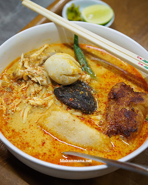 Curry Laksa (35rb)